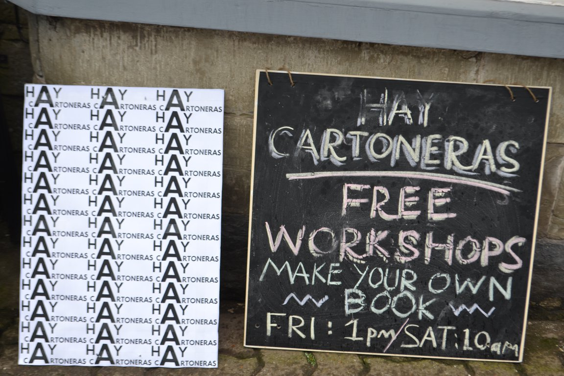 Cartonera Workshop